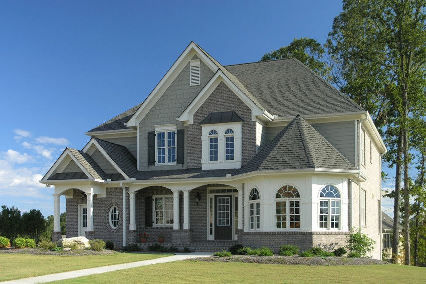 luxury golf course home