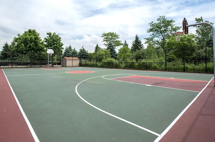 Port Liberte Basketball Courts