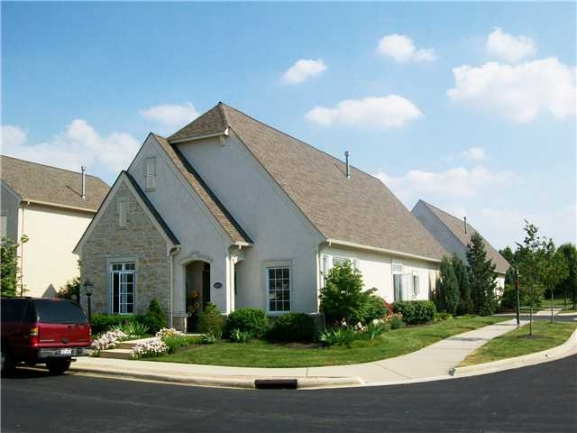 Explore the homes for sale in Bishopsgate in Powell, OH