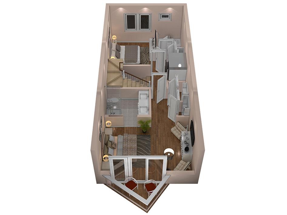 third floor layout part 2