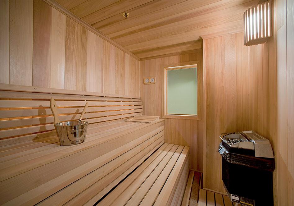 custom wood steps room