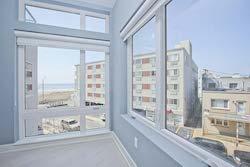 large windows of unit
