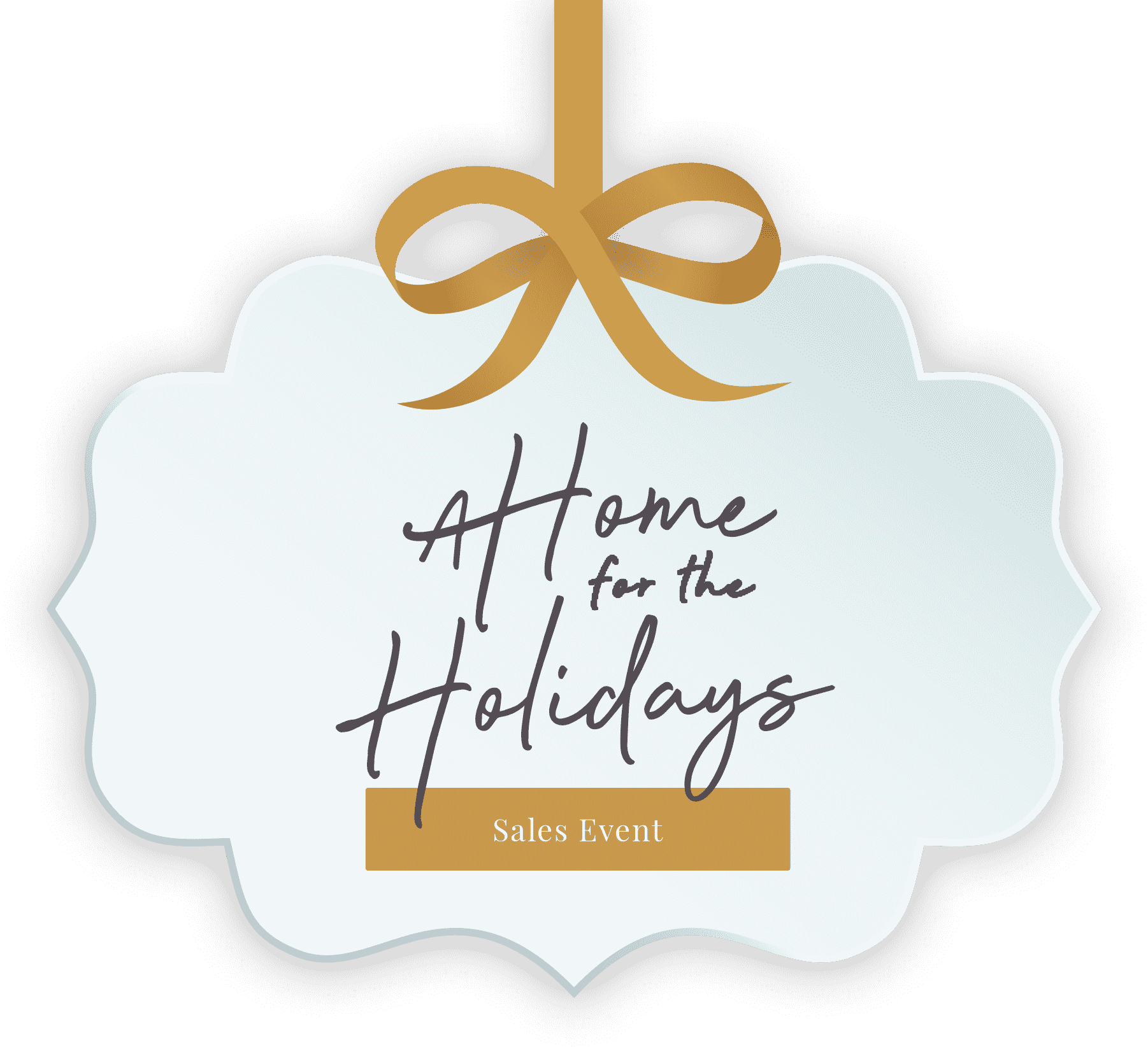 A Home for the Holidays Sales Event