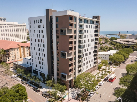 The Salvador Downtown St Petersburg Florida Condos