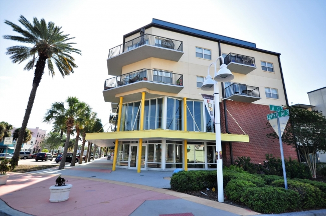1010 Central Condos Grand Central District St Petersburg Florida