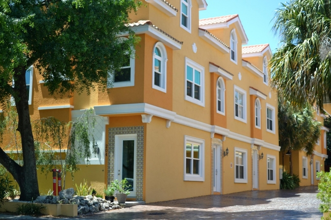 Del Centro Condos Old Northeast St Petersburg Florida