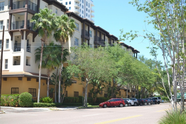 The Madison Condos in Downtown St Petersburg Florida