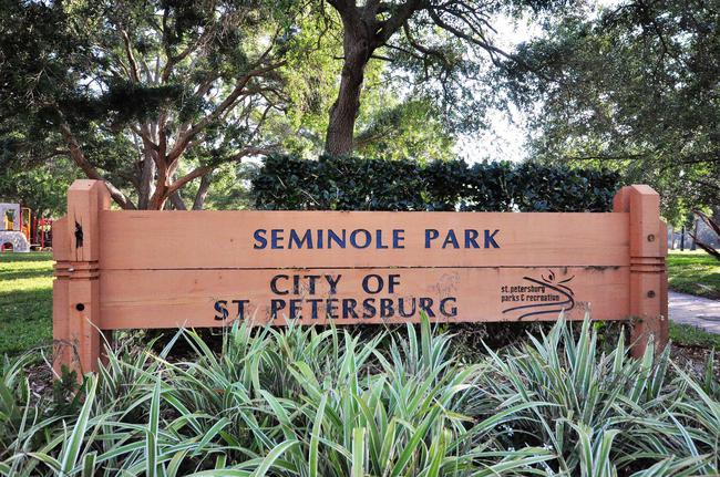 Seminole Park - Kenwood, St Petersburg, Florida