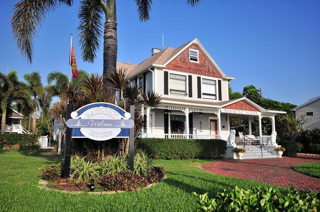 Bayboro House in Old Southeast, St Petersburg, Florida