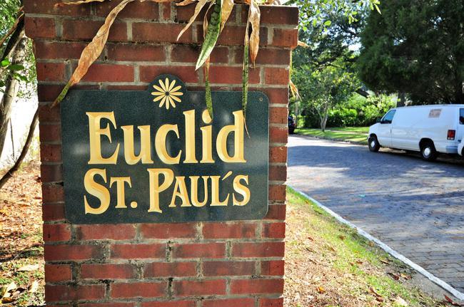 Euclid St Paul Neighborhood St Petersburg Florida