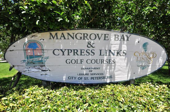 Mangrove Bay and Cypress Links St Petersburg Florida
