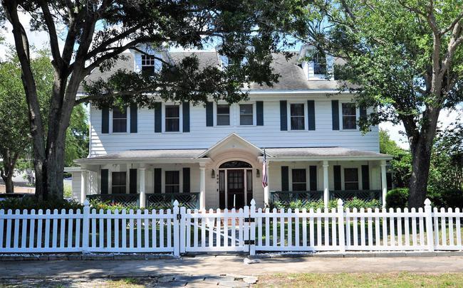 Historic Old Northeast St Petersburg Florida