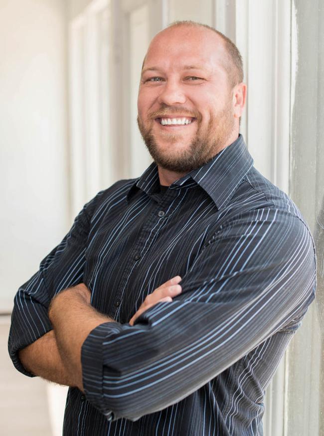 Photo of Jeff Koopman