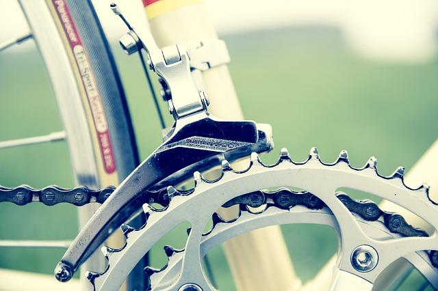 gears on a bike