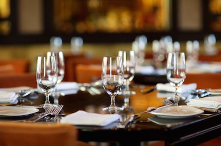 upscale restaurant at North Hills