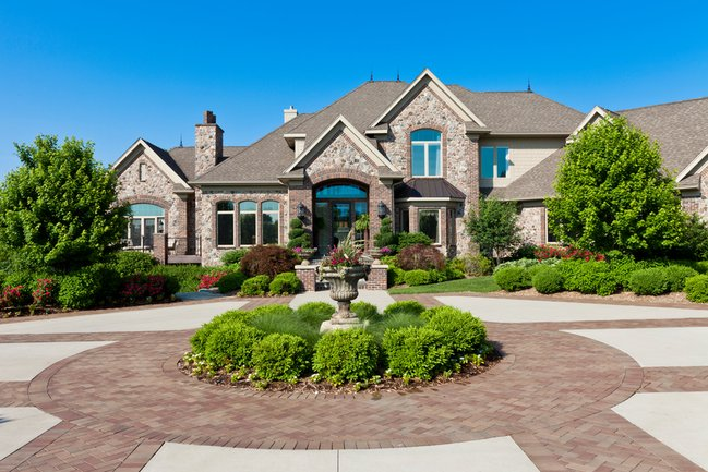 A beautiful luxury home in Cary's Birklands.