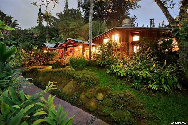 maui retreat property in Haiku