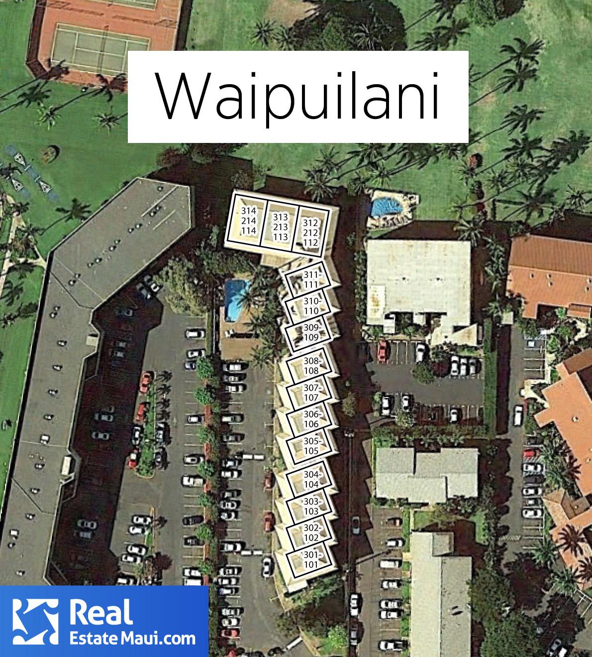 waipuilani condo map