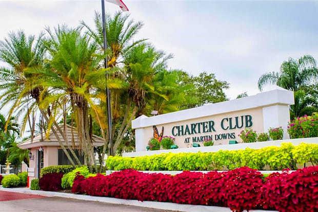 Charter Club Palm City