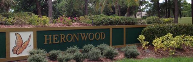 Heronwood Palm City