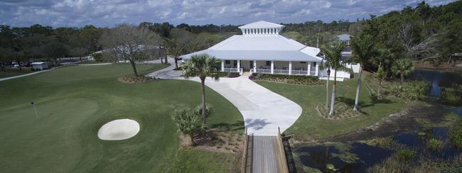 Florida Club Golf Clubhouse