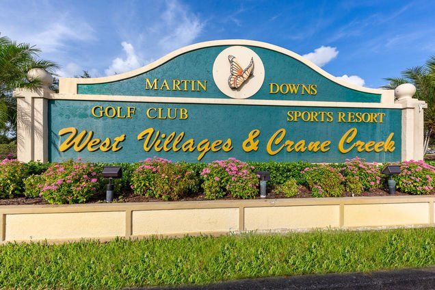 Crane Creek Palm City