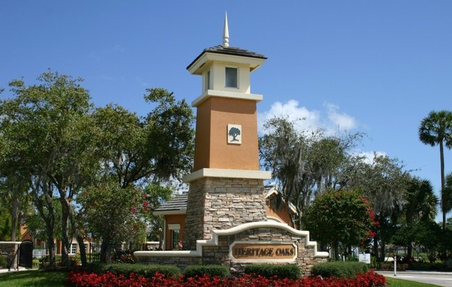 Heritage Oaks at Tradition. St. Lucie County, Florida