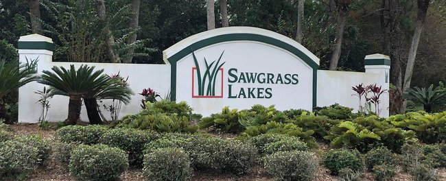 Sawgrass Lakes St. Lucie West