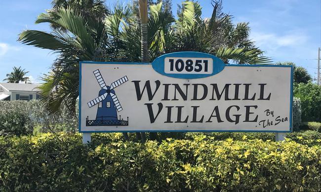 Windmill Village Hutchinson Island