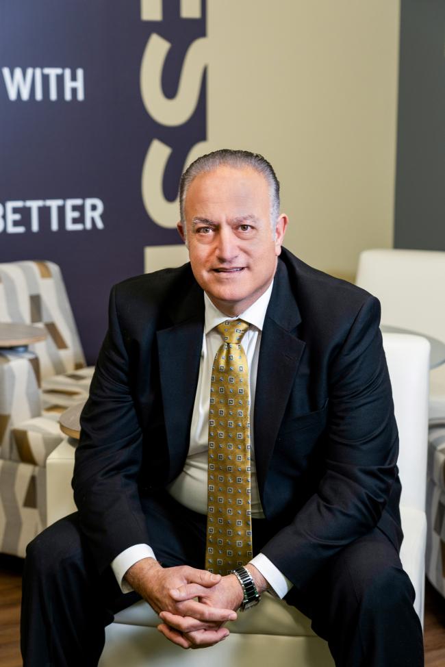 Photo of George Azzouz, CRS