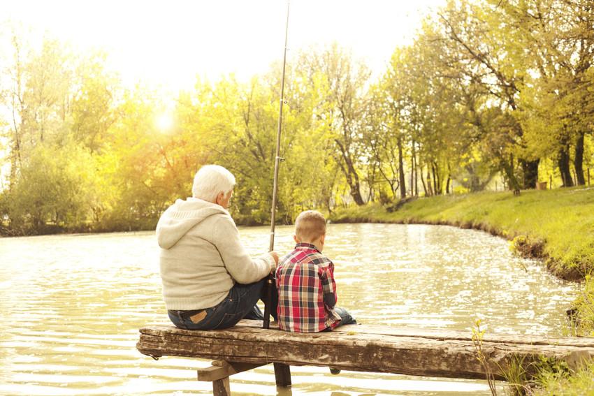 fishing on hyco lake near alton va