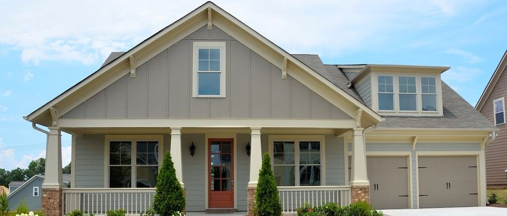 single-family home on the rental market