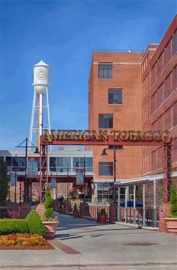 American Tobacco Campus.