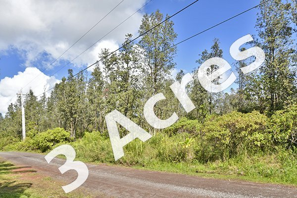 3 acres in Hawaii