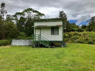 Unpermitted cabin on 2 acres $68,000 Mountain View, Hawaii