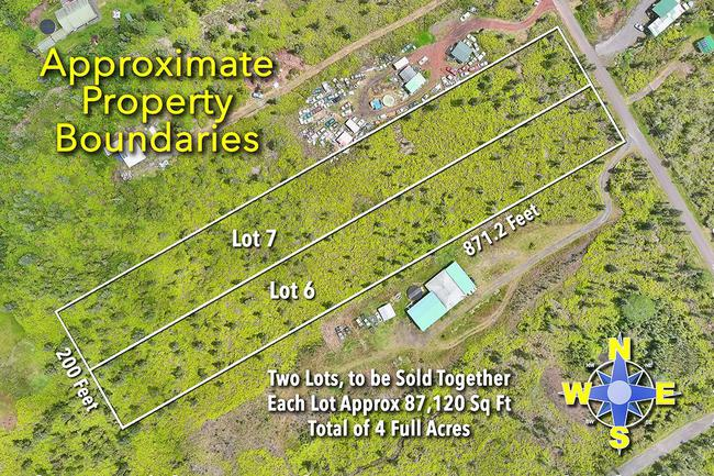 4 Acres listed for $75,000