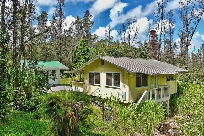 $230,000  3 acres with 3 structures on the Big Island of Hawaii