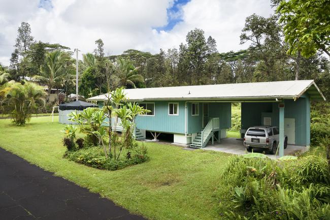 Charming 2 bedroom 1 bath located in East Hawaii