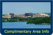 Welcome to Syracuse: Complimentary Area Info
