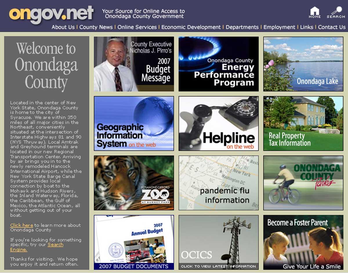 Onondaga County NY Online Services