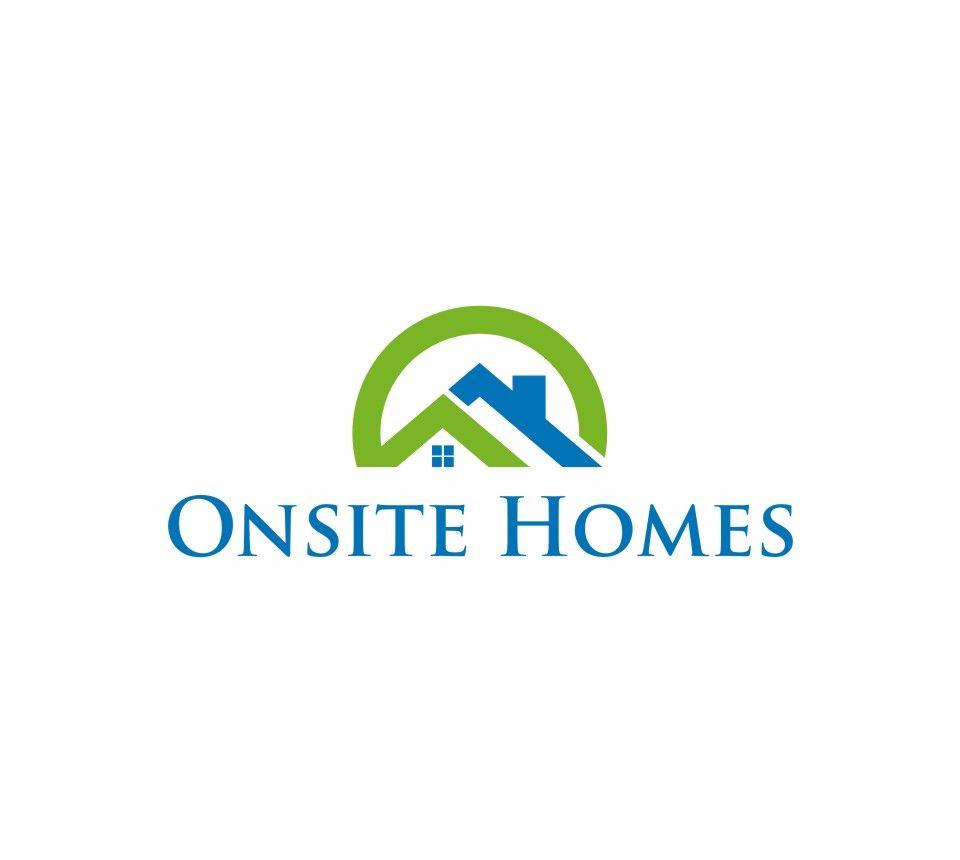 onsite homes builder logo