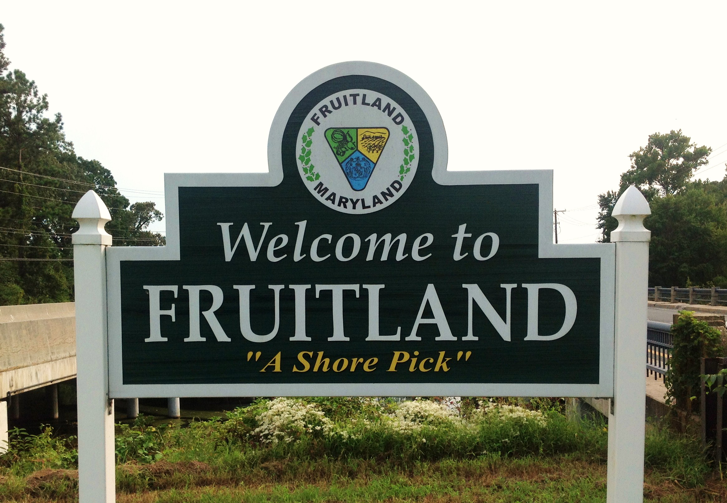 Welcome to Fruitland MD