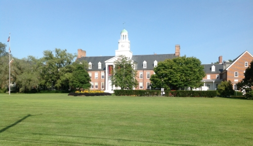 Holloway Hall at Salisbury University