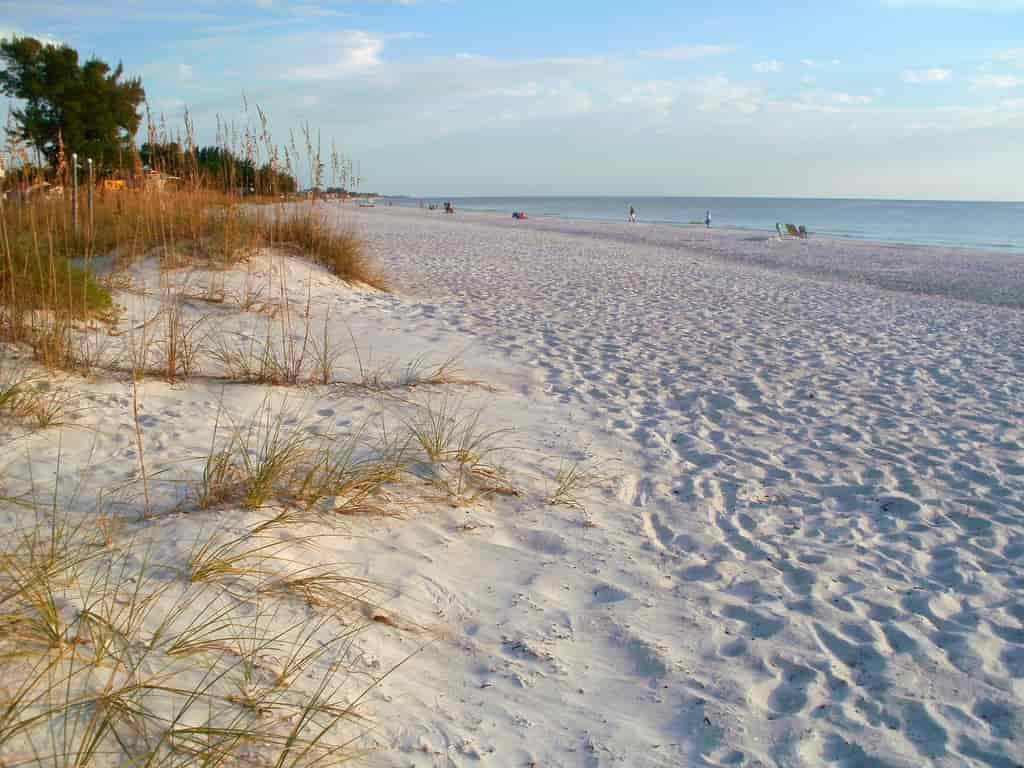 Bradenton beaches