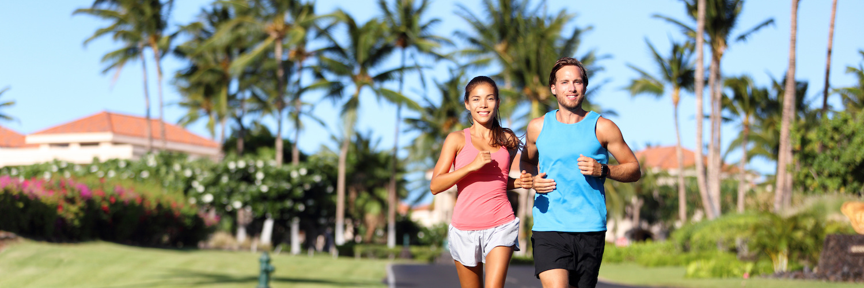 people running in florida