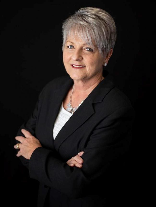Photo of Pat Sluder,