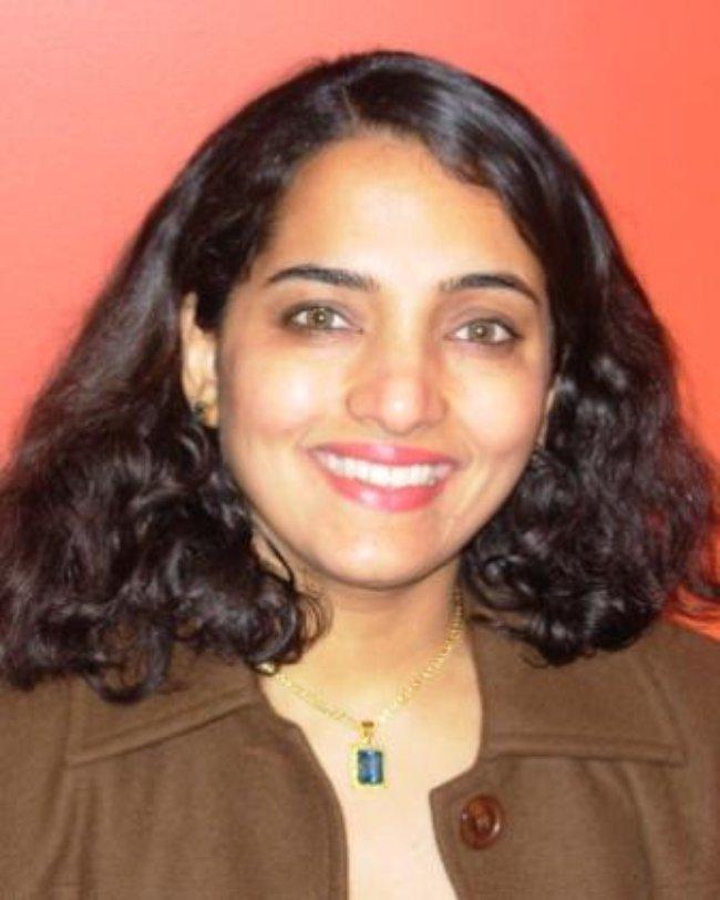 Photo of Anita Jagath,