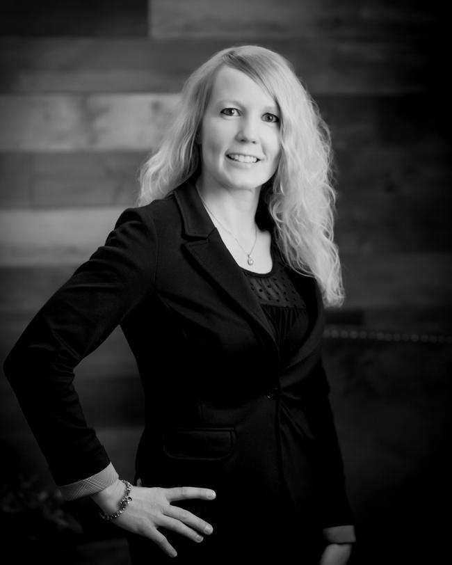 Photo of Tracy Haas,