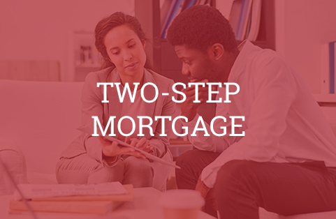 Learning about Two-Step Mortgages