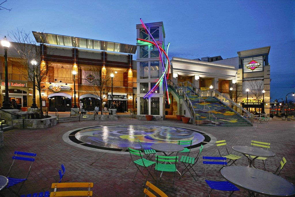 Silver Spring Downtown